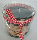グルメ グラス キャンドル ランプ コーヒービーン Clos d'A Guzon フランス製