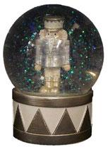スノードーム ウォーターボール くるみ割り人形 ナッツクラッカー クリスマス オブジェ 54103WB