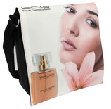 Beauty Cosmetics Berlin Tasche (ohne Inhalt)
