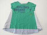 #204 F.O.KIDS 110cm 【夏物】 タグ付き未使用品 Tシャツ