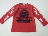 #396 easyfreak 90cm 【秋物】 タグ付き未使用品 長袖Tシャツ