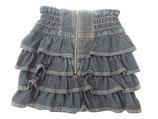 #146 mezzopiano メゾピアノ 130cm 【春夏物】 リサイクル  スカート