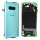 Backcover Akkudeckel Rück Cover Samsung Galaxy S10e Prism Grün G970F Original