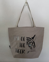 "Shoppingtasche "" Eye of the Tiger"""