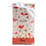 Geschenkbeutel Set 24-teilig Sweet Love