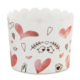 Cupcakes Backform Maxi Sweet Love