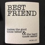 Abwaschlappen Best Friends