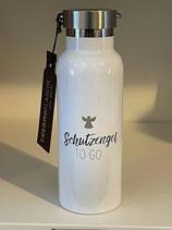 Thermoflasche Schutzengel to go