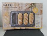 Mini Baguette Blech 4er