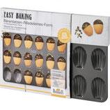 Madleines - Bärentatzenform Easy Baking
