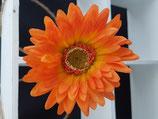 "Kunstblumen  ""Gerbera Orange"""
