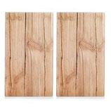 """Herdabdeck/Schneideplatten """" Wood"""""""