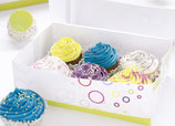 "Muffin/ Cupcakebox ""Party"" 6er"