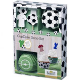 "CupCake Deko Set "" Kick it"""