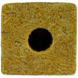 Taco de 5x5x5 cm con 1 agujero (min 12uds)