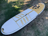 """SUP Slingshot Space Pickle 8'6"""" Stand up Paddle Surf board used"""