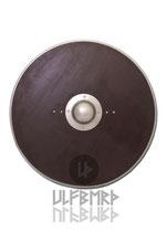 Rundschild aus Holz, 77cm Durchmesser, Schaukampftauglich