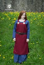 Trägerkleid Jodis, Rot