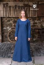 "Unterkleid ""Freya"", Waidblau"