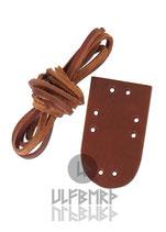 Erweiterung zur Lamellenrüstung Leder