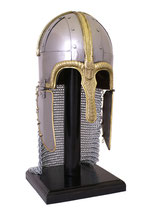 Coppergate Helm mit Kettenbrünne