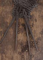 Sarwükerzange, Handgeschmiedet