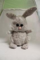Kaninchen grautöne