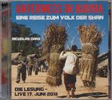 Unterwegs in Burma - Die Lesung