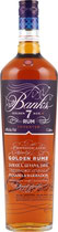 Bank's 7 Island Golden Rum blended Caribic Rum 43% Vol 0,7l