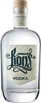 Lion´s Vodka mit 0,7l und 42% Vol