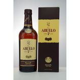Abuel Anejo 7 Jahre Reserva Superior Rum  Panama 40% 0,7l