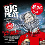 Big Peat Christmas Edition 2017 Cask Strength 0,7l 54,6%