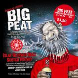 Big Peat Christmas Edition 2017 Cask Strength 0,7l 54,6%