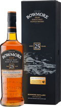 Bowmore 25 Years Old 0,7l 43% Vol