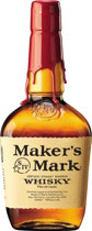 Makers Mark Red Wax 0,7l  Alk.:45 Vol. Typ Bourbon