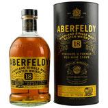 Aberfeldy 18 y.o. Pauillac Wine Cask - Limited Edition