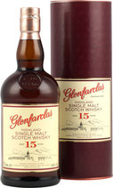 Glenfarclas 15 Year Alk.:46Vol.:% 0,7l Typ Single Malt*