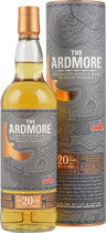 The Ardmore  20 Years Old Alk.:49,3%  Vol 0,7l