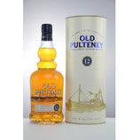 Old Pulteney 12 Jahre 0,7l 40% Vol.