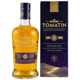 Tomatin 15 Y.O.  American Oak Cask 0,7l 46% Vol
