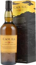Caol Ila 18 Y.o 0,7l 43% Vol.