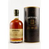 Aberlour 18 years  0,5l 43 % Vol