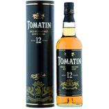Tomatin 12 Y.O. 0,7l 43% Vol