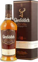Glenfiddich 18 Jahre Small Batch Reserve 0,7l 40%*
