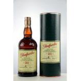 Glenfarclas 21 y.o.Volumen: 0.7 Liter | Alkoholgehalt: 43% | Kühlfiltriert | Ohne Farbstoff