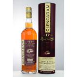 Glencadam 17 y.o. Triple Cask Portwood Finish Volumen: 0.7 Liter | Alkoholgehalt: 46% | Nicht kühlfiltriert | Ohne Farbstof