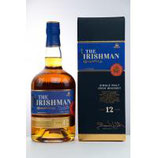 The Irishman 12 Years Old 0,7l 40%Vol  Irish Whiskey