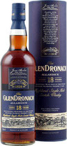Glendronach 18 Jahre Allerdice Oloroso Sherry Cask Matured 0,7l / 46% Vol.