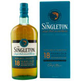 The Singleton of Dufftown 18 Jahre-Speyside Single Malt 0,7l Vol.40%