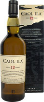 Caol Ila 12 Years Old Islay Scotch Single Malt 0,7l Vol.:43%